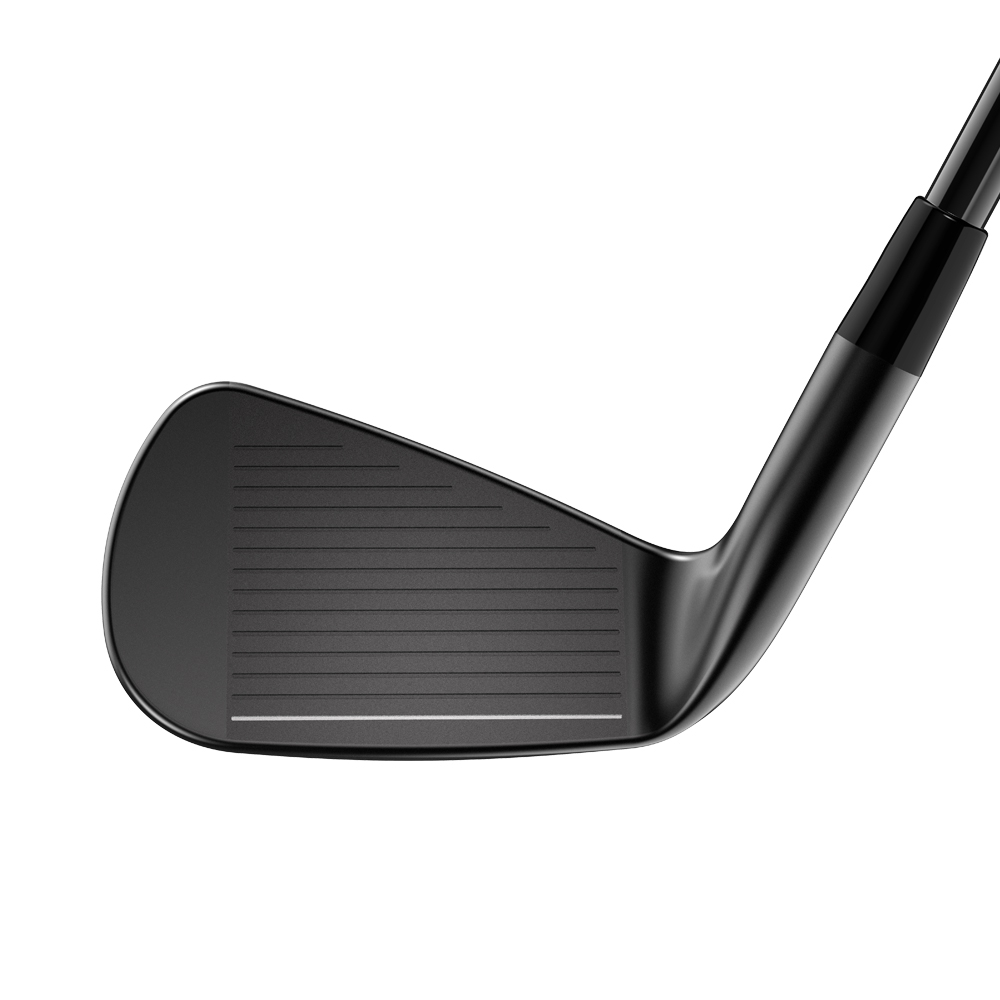 NEW-Cobra-KING-Forged-Tec-One-Length-Black-Irons-2018-Choose-Shaft-amp-Dexterity thumbnail 6