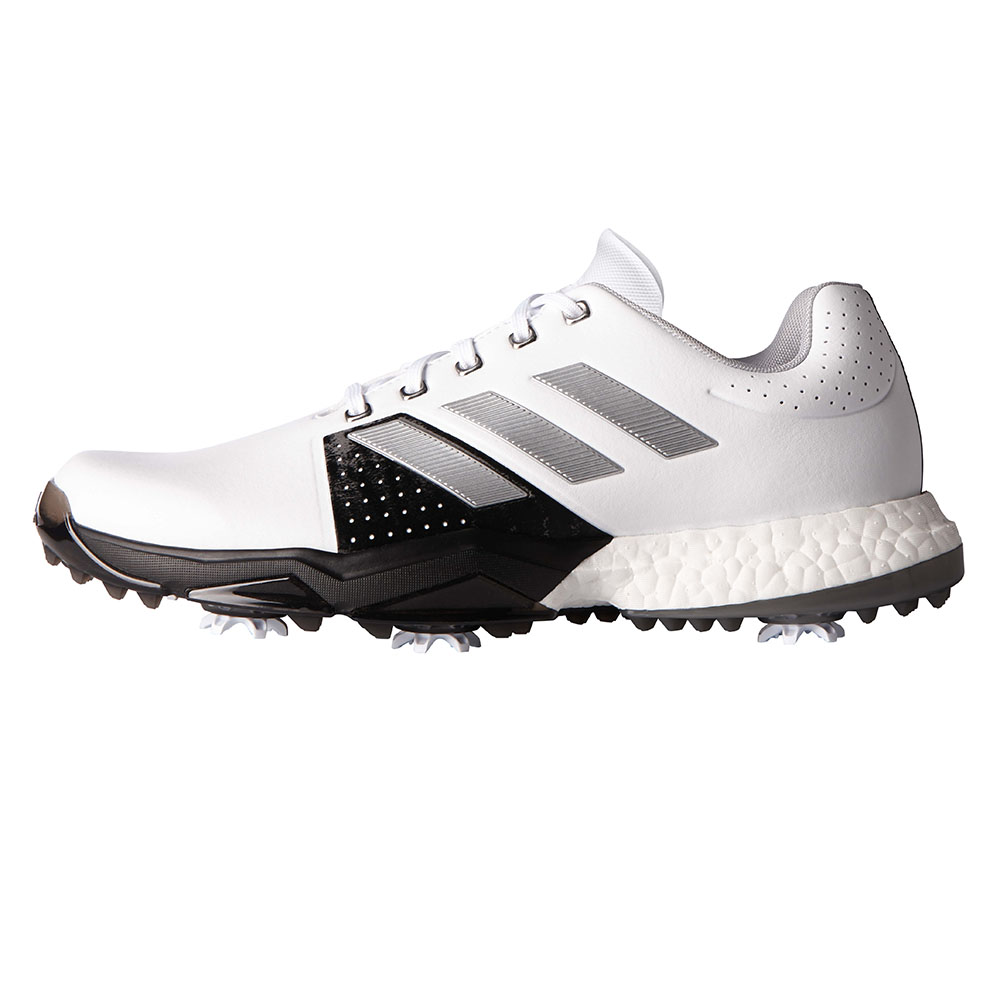 black adidas golf shoes