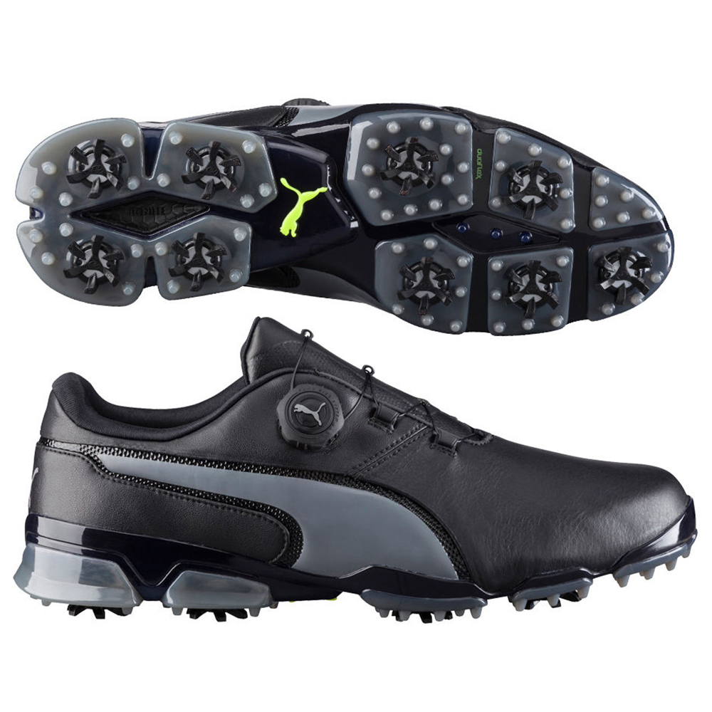 NEW Mens Puma TitanTour Ignite DISC Golf Shoes - Choose Your Size ... cf81b9617