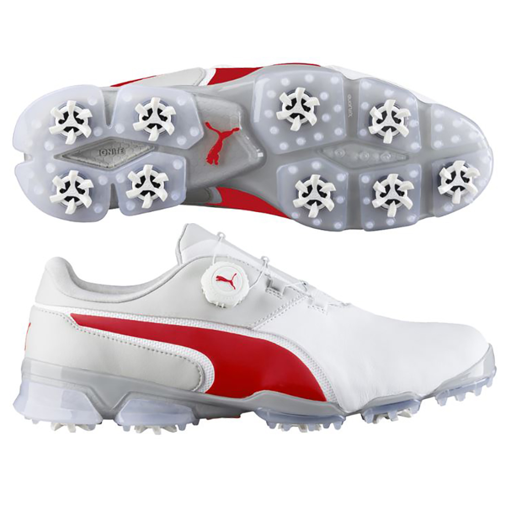 NEW Mens Puma TitanTour Ignite DISC Golf Shoes - Choose Your Size ... 1516bc6ca