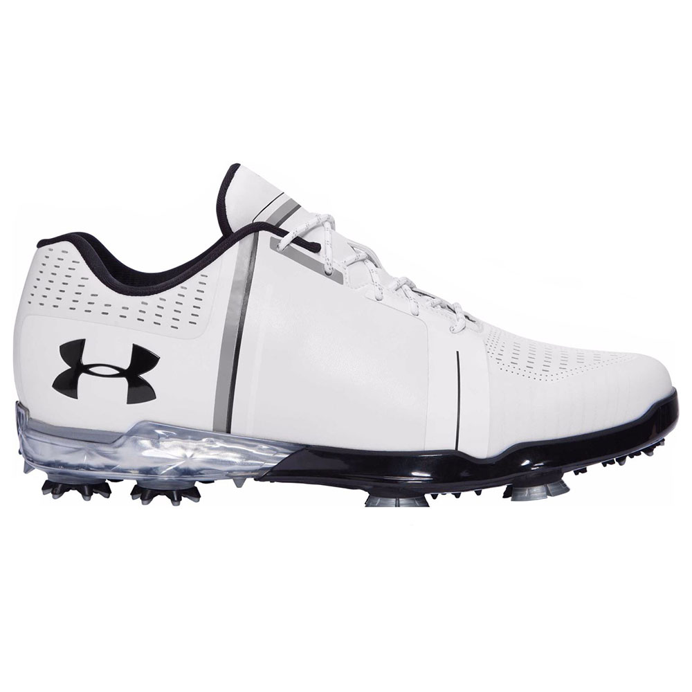 Unde Armour Golf Shoe Blue And White