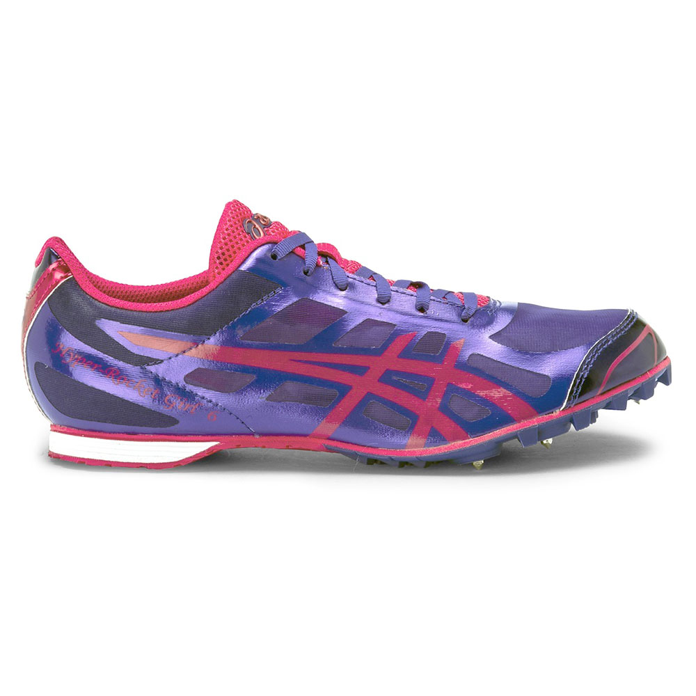 NEW Lady Asics Hyper Rocketgirl 6 Track Shoes Spikes - Choose Size and  Color; Picture 2 of 2