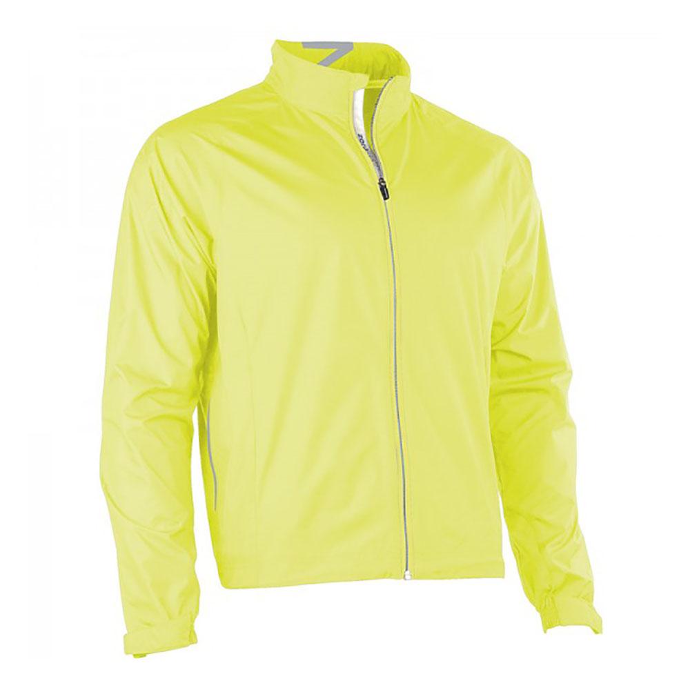 NEW-Zero-Restriction-Men-039-s-Cloud-Full-Zip-Water-Repellent-Golf-Wind-Jacket