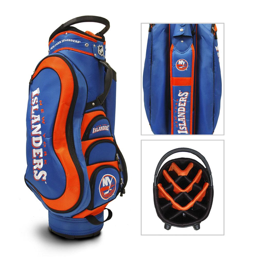 NEW Team Golf Medalist Cart or Nassau Stand Bag NHL - Pick