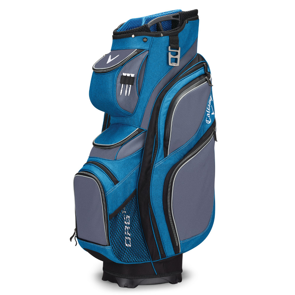 NEW Callaway Golf 2017 Org 14 Cart Bag 14-way Top