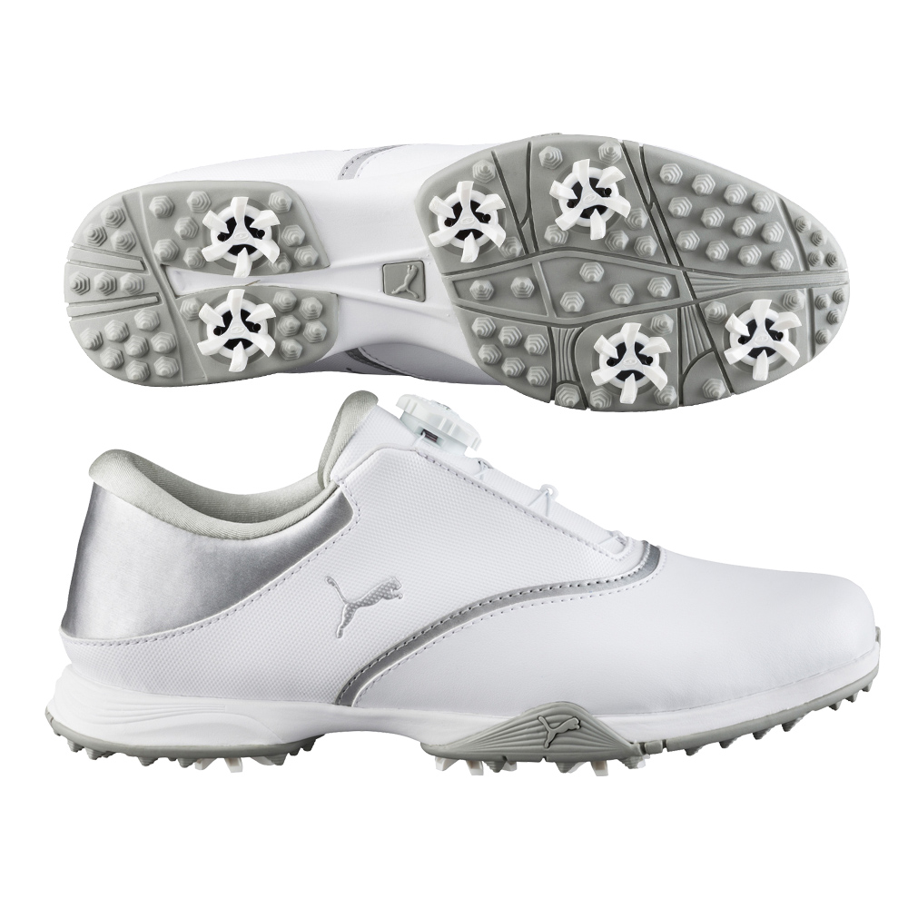 NEW Womens PUMA PG Blaze DISC Waterproof Golf Shoes - Pick Size ... 1cc3531f27b2