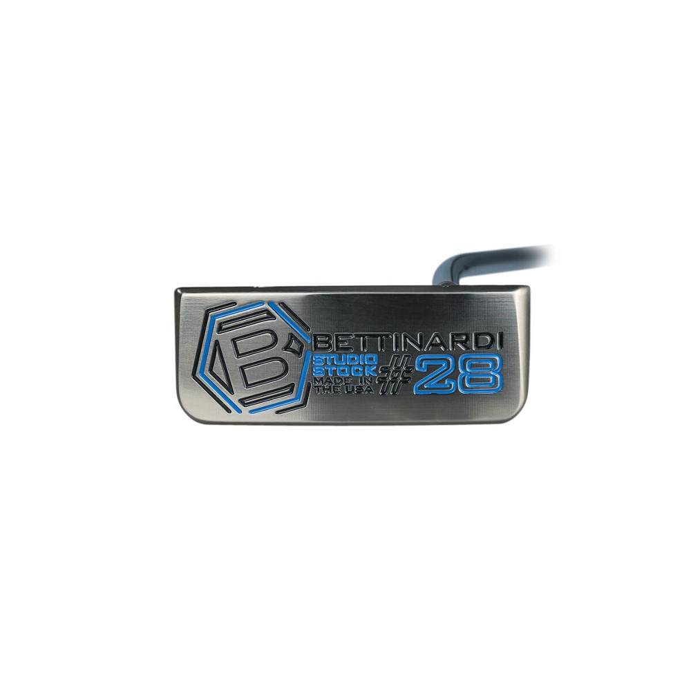 New-Bettinardi-2018-Studio-Stock-Putters-Choose-Length-amp-Grip thumbnail 5