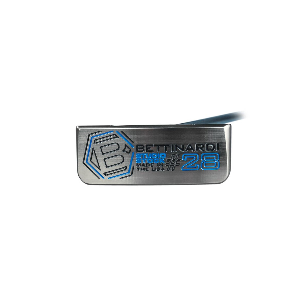 New-Bettinardi-2018-Studio-Stock-Putters-Choose-Length-amp-Grip thumbnail 11