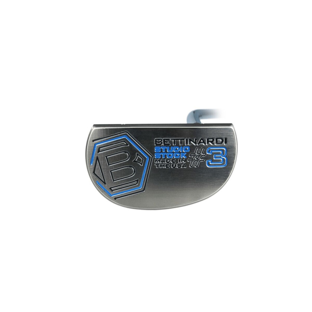 New-Bettinardi-2018-Studio-Stock-Putters-Choose-Length-amp-Grip thumbnail 17