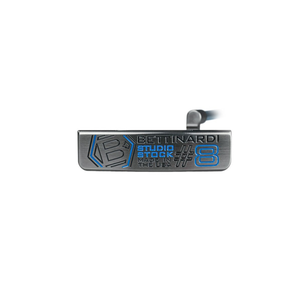 New-Bettinardi-2018-Studio-Stock-Putters-Choose-Length-amp-Grip thumbnail 23