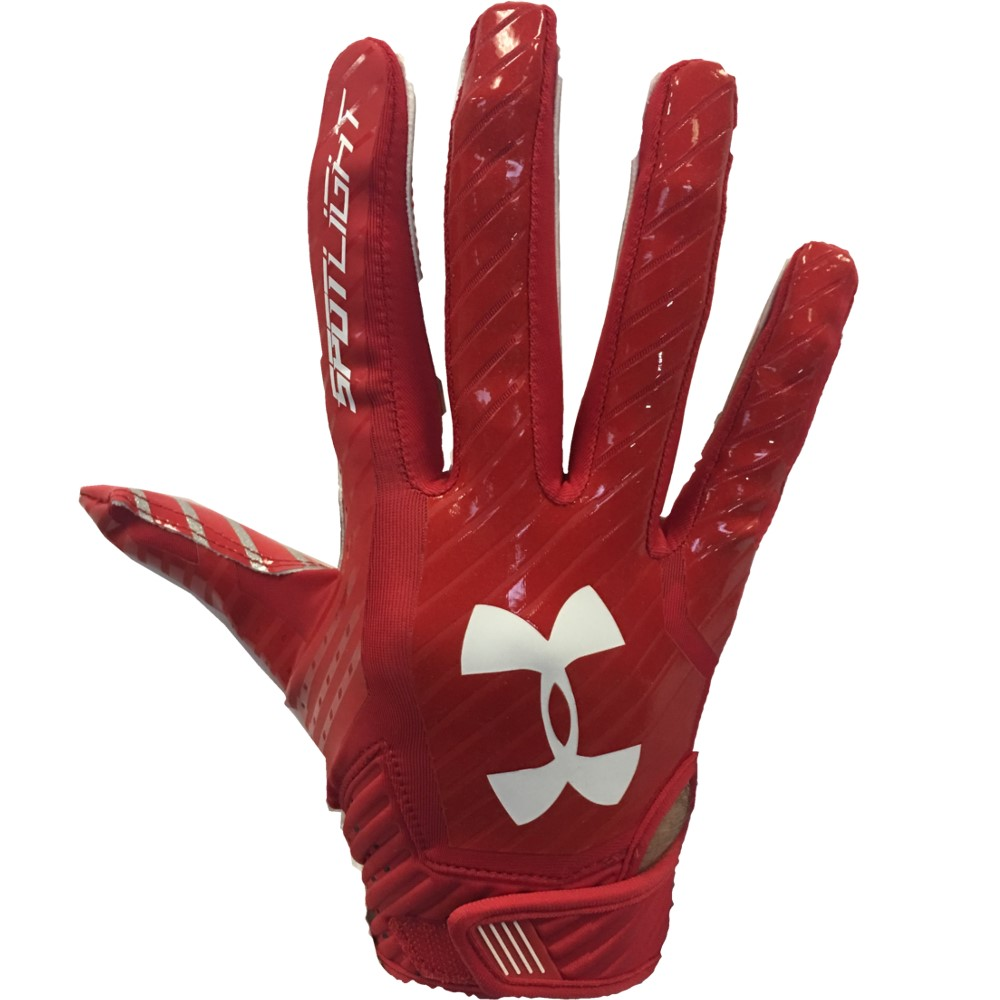 NEW Under Armour UA Sizzle CoolSwitch Receiver Football Gloves-Pick Size /& Color