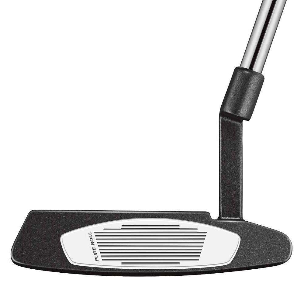 NEW-TaylorMade-Golf-White-Smoke-IN-12-Black-Blade-Putter-Pick-Length-Dexterity thumbnail 5