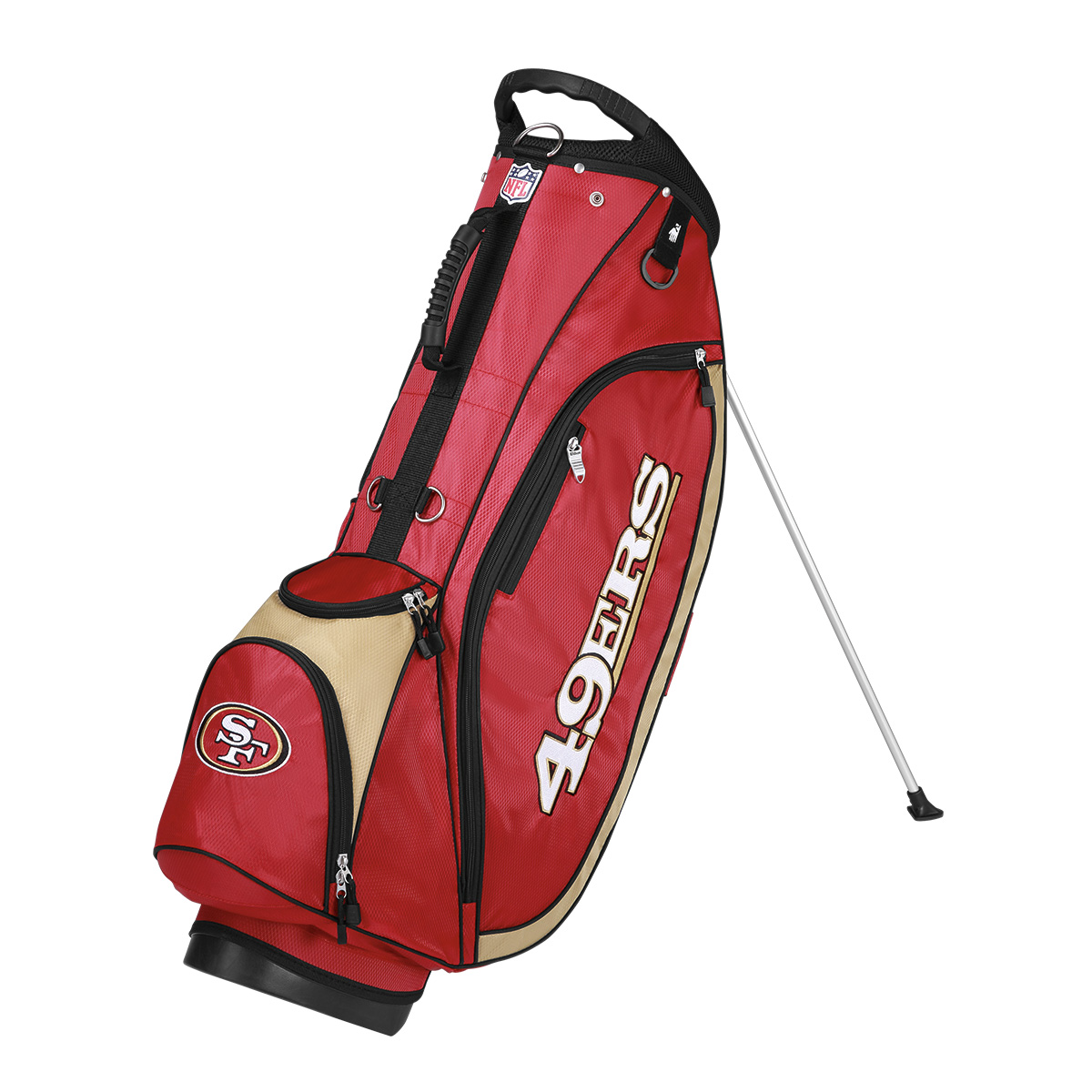 Wilson Wbg9700sf NFL Cart Bag San Francisco 49ers  ce4041307