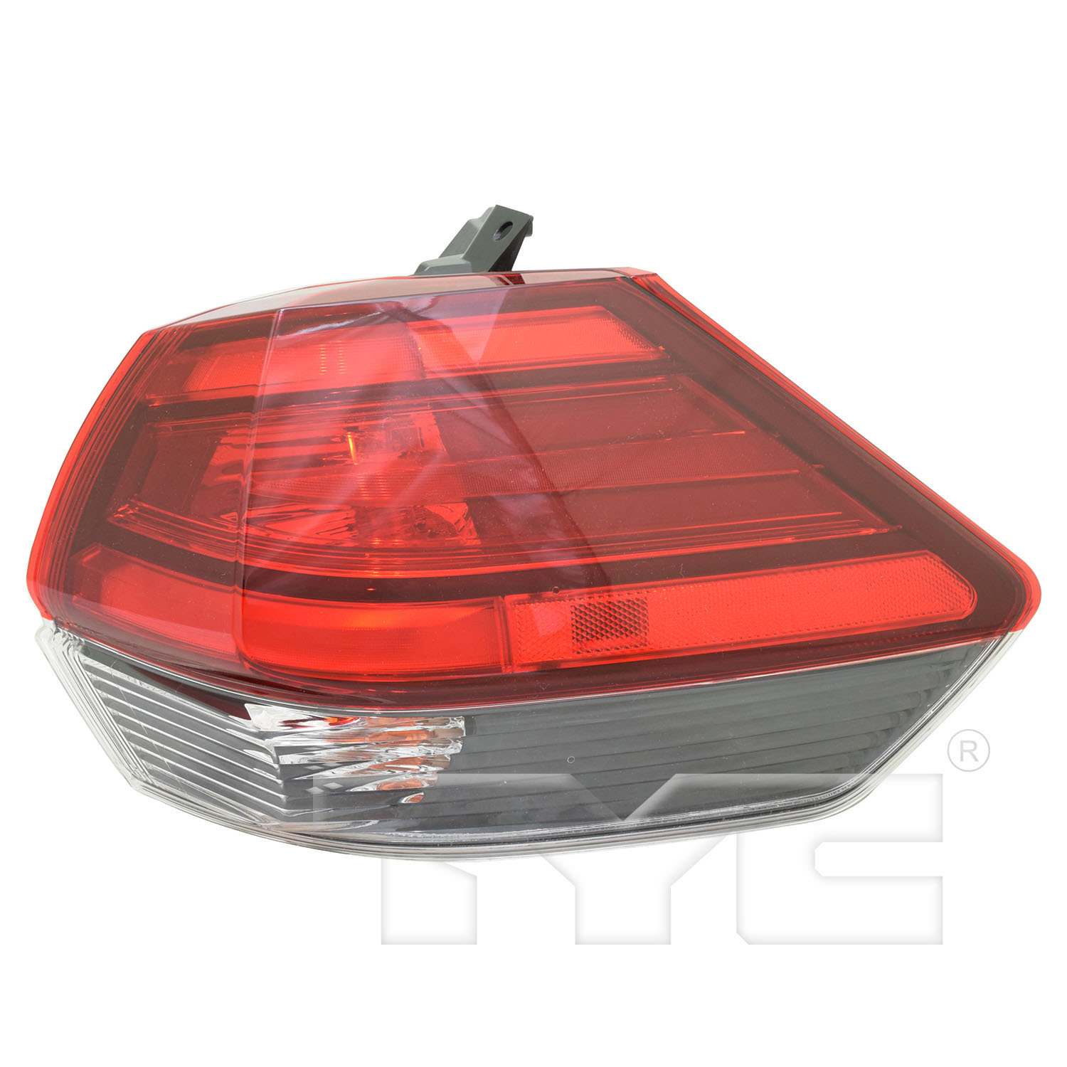 Details about Fits 17-17 Nissan Rogue Quarter Passenger Right Side Tail  Light Rear Lamp NSF