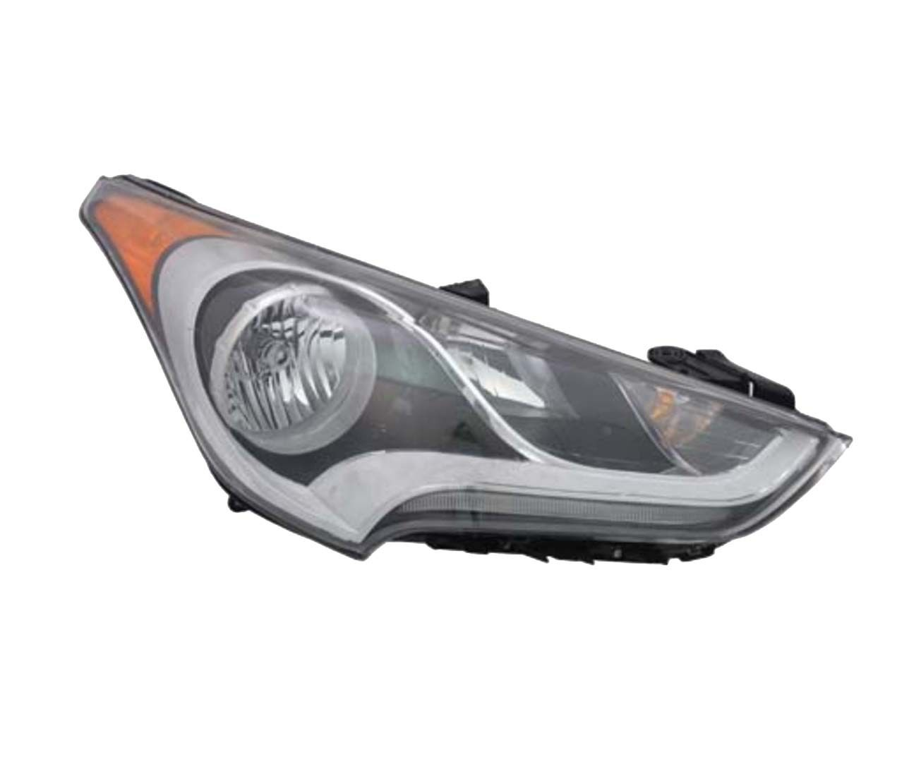 Headlight Assembly-NSF Certified Right TYC fits 12-16 Hyundai Veloster