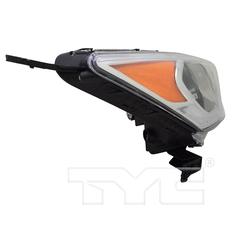 TYC 20-9727-90-9 Honda Accord Replacement Right Head Lamp