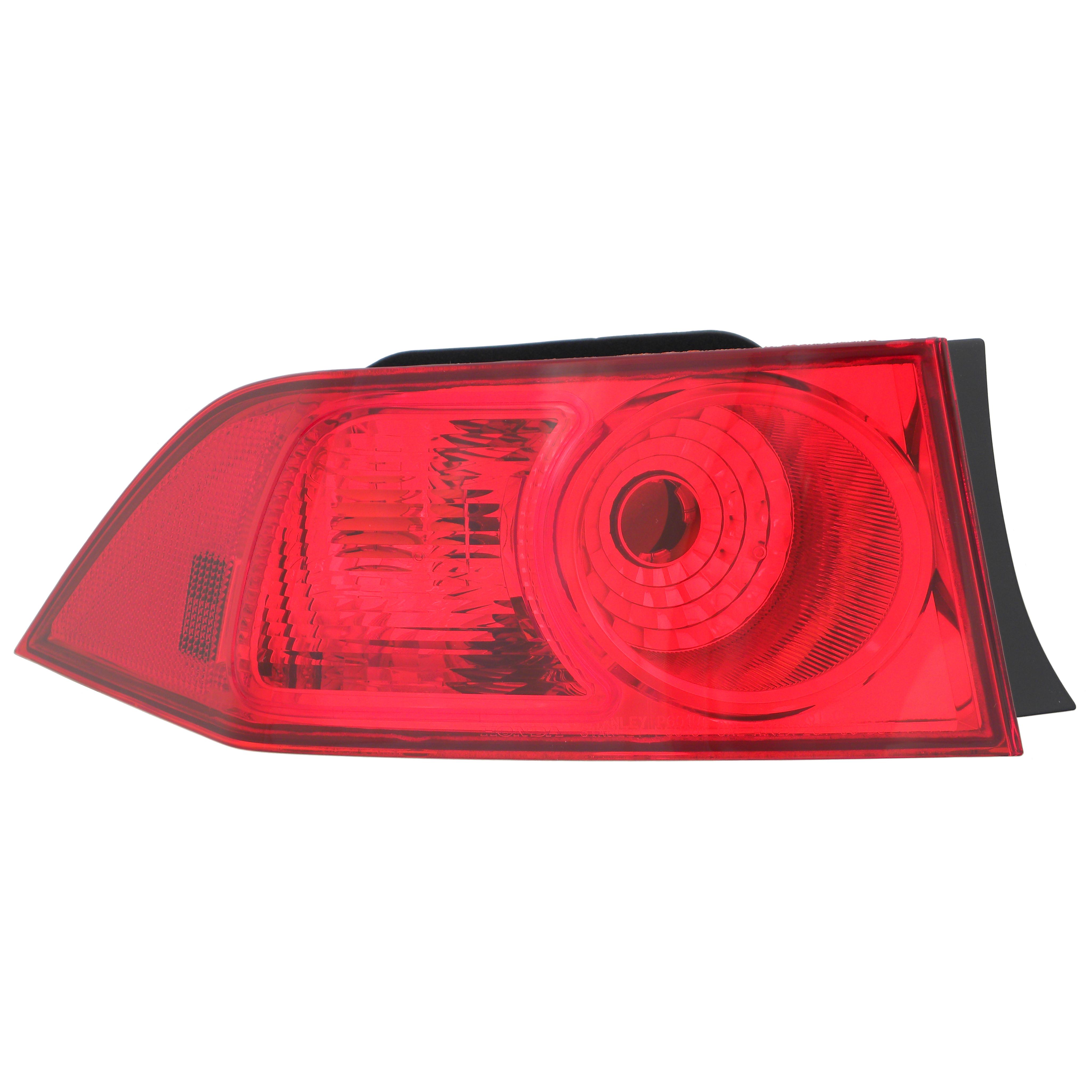 Tail Light Rear Back Lamp For 06-08 Acura TSX Driver Left