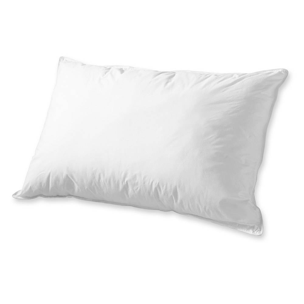 Dacron Memorelle Down Alternative Hypoallergenic Fill Bed Pillow King White