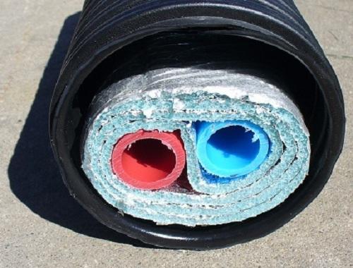 100 Blue 1-1//2 PEXworx Oxygen-Barrier Radiant Heat Pex Tubing