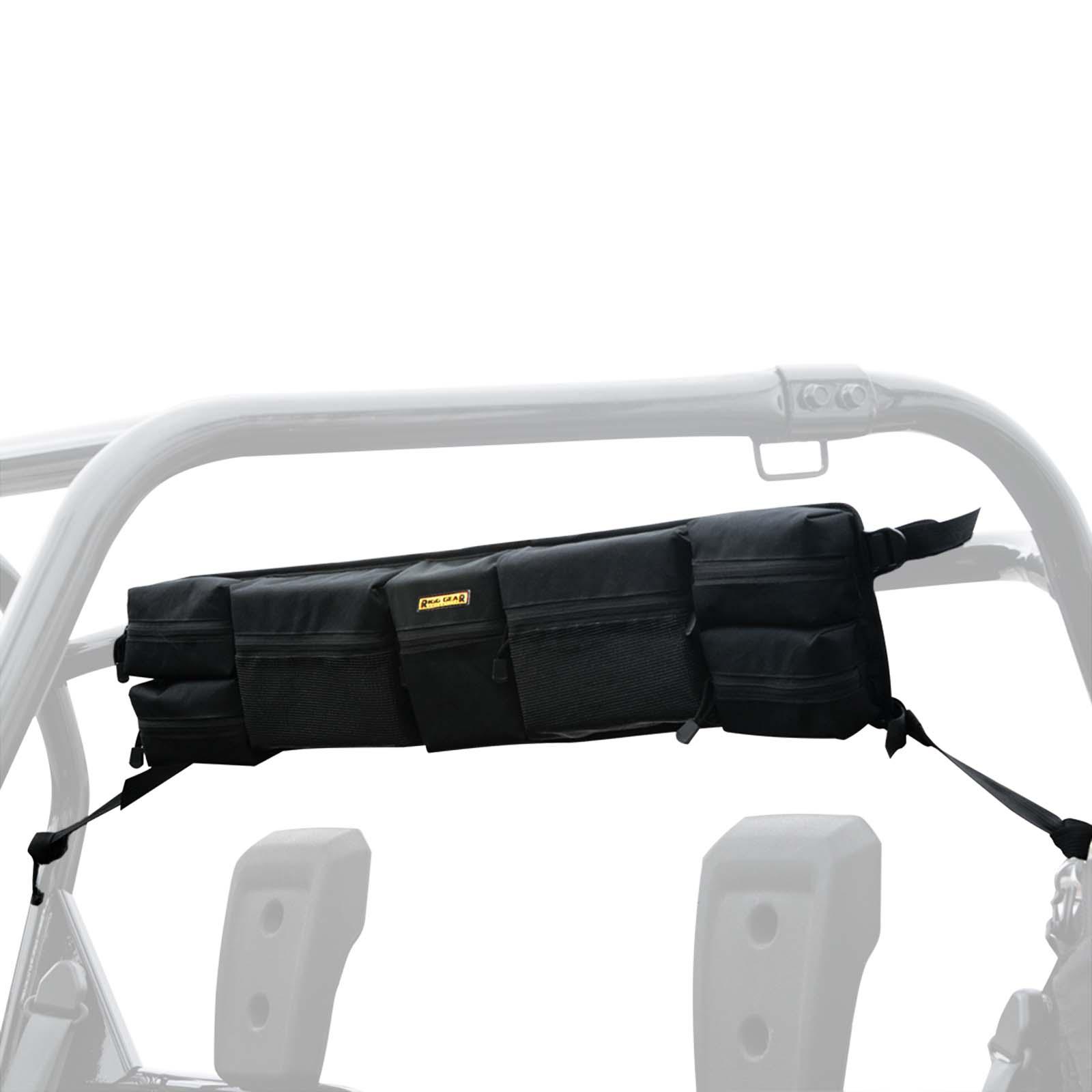 Nelson-Rigg UTV-100 Black UTV Roll Cage Cargo Bag
