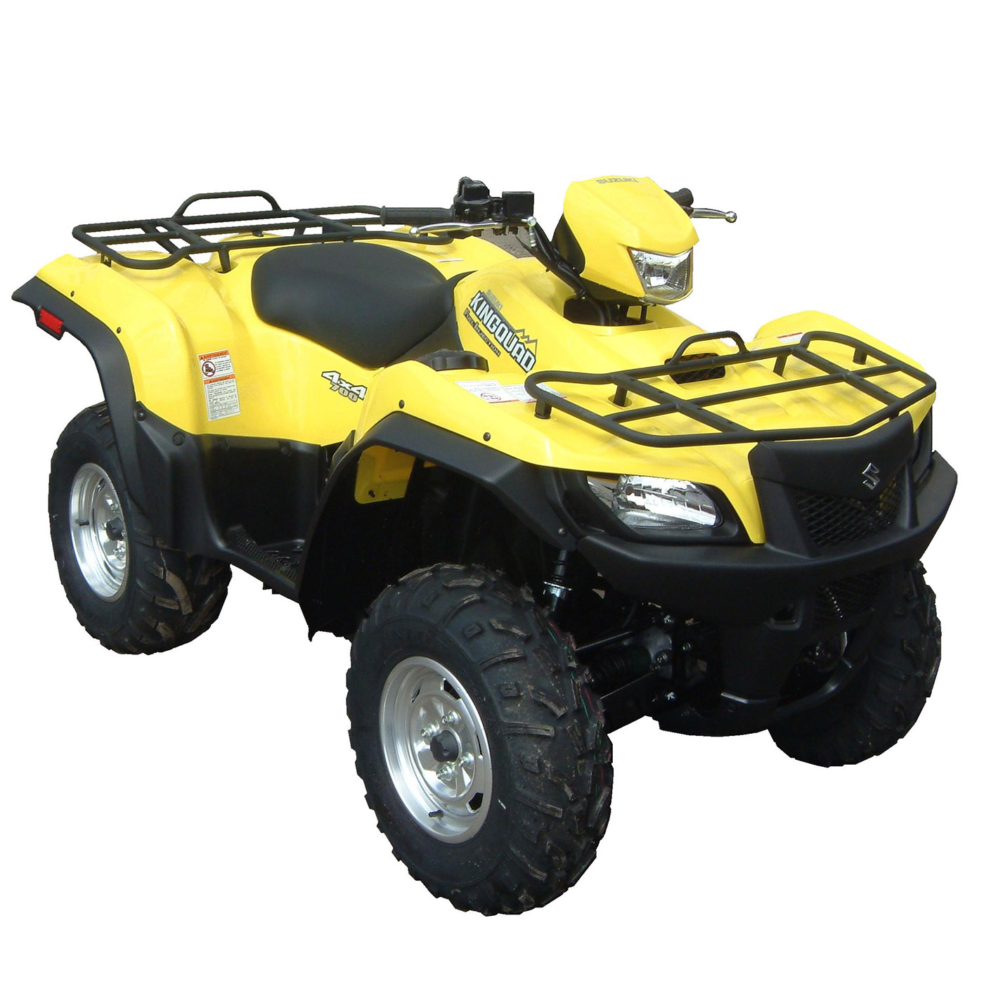 Suzuki King Quad 700 | Best Upcoming Cars Reviews