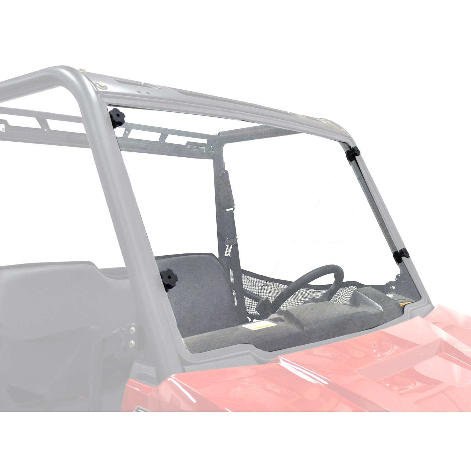 POLARIS RANGER ETX /& 570 500 EFI EPS /& EV Window VINYL WINDSHIELD MIDSIZE 2015