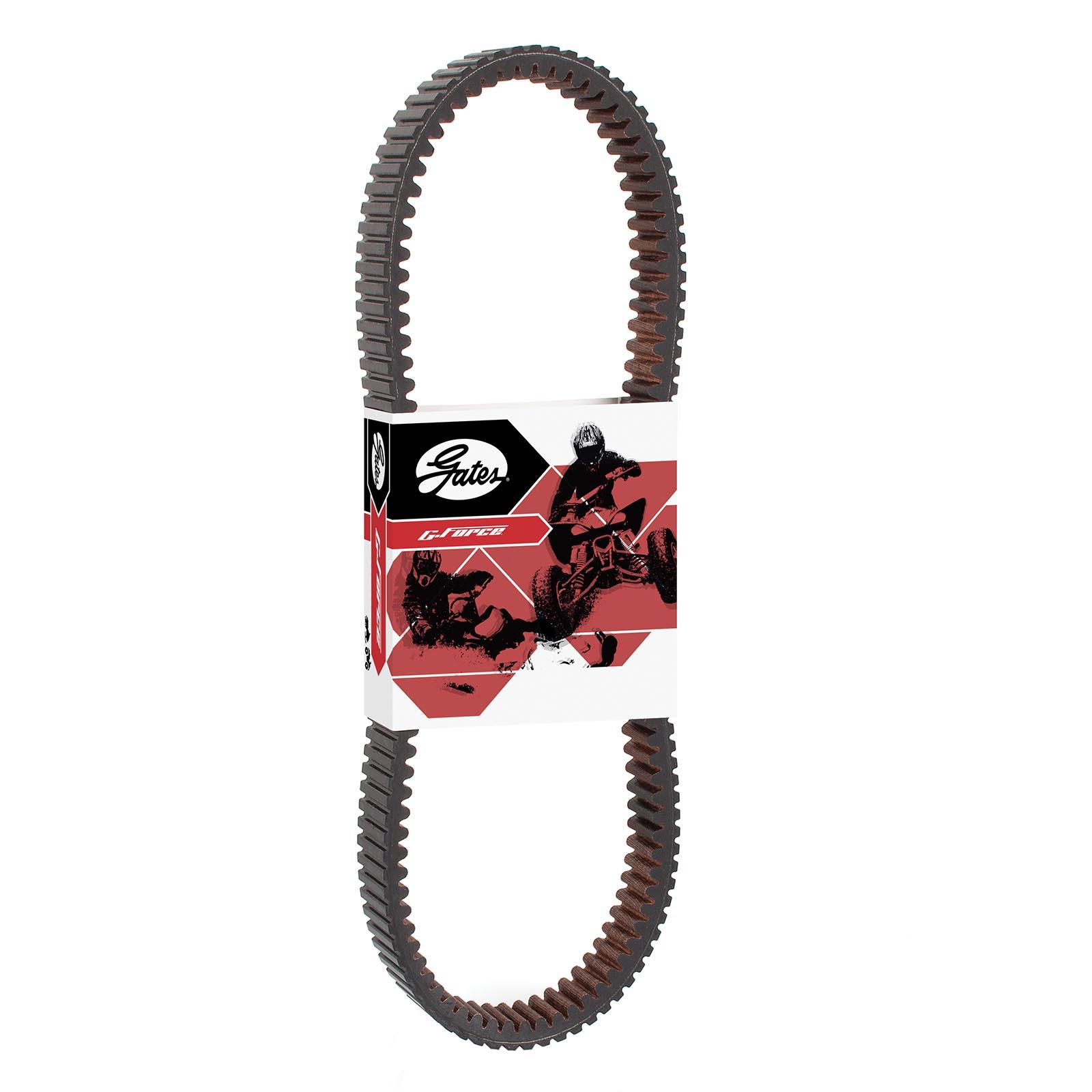 Gates 30C3750 G-Force C12 Carbon Cord Belt Can-Am Ref 420280360 UA446 XTX2236