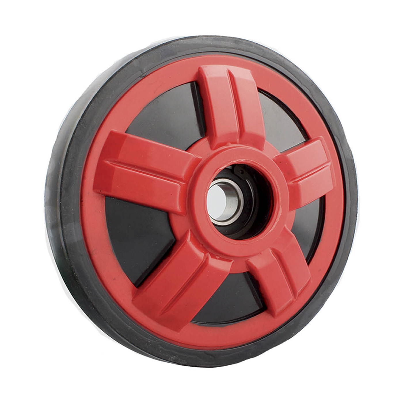 Kimpex Idler Wheel W  Bearing 7 125 Red Ref  503190752