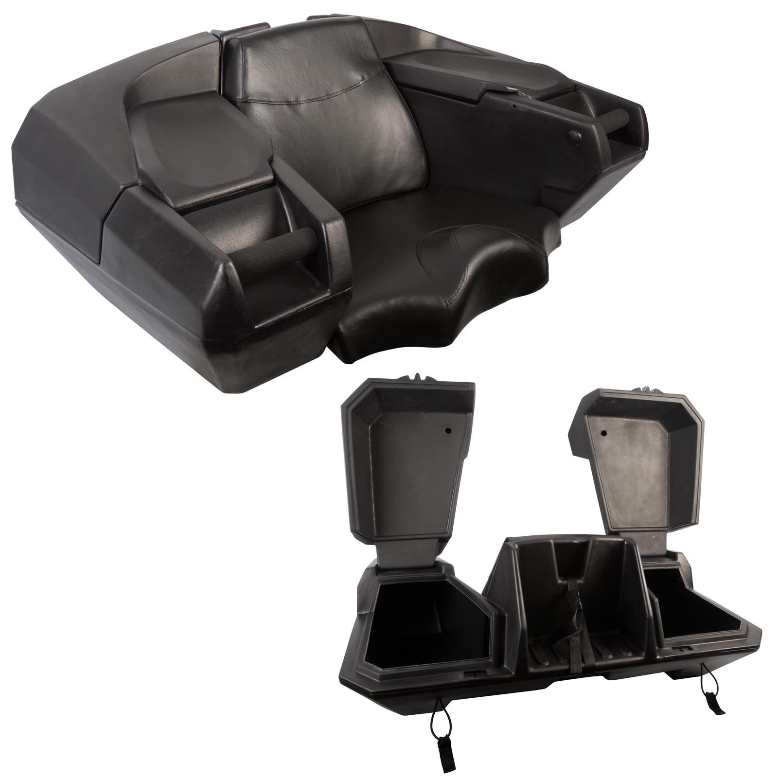 Kimpex Rear Outback Trunk Heated Grips Rear Seat Passenger