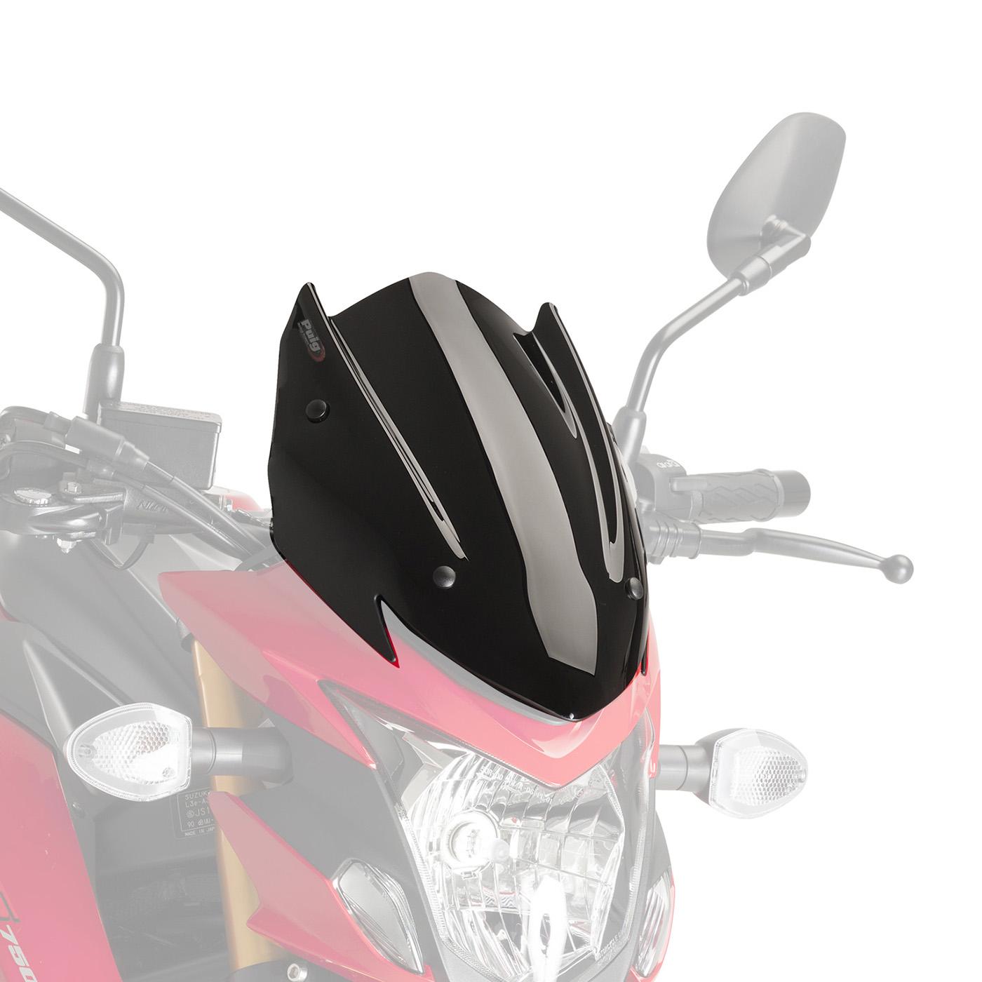 Cúpula Puig Yamaha MT-03 Naked New Generation Touring