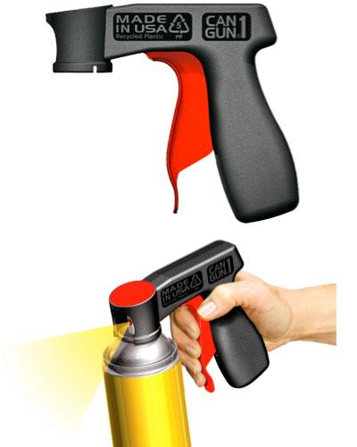 Can Gun 1 Aerosol Spray Can Trigger Handle Tool Ebay