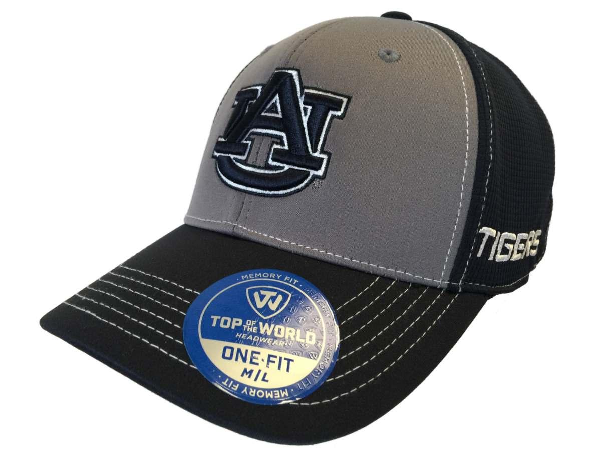 hot sale online unique design store Auburn Tigers TOW Navy Gray Dynamic Performance Flexfit Hat Cap (M ...