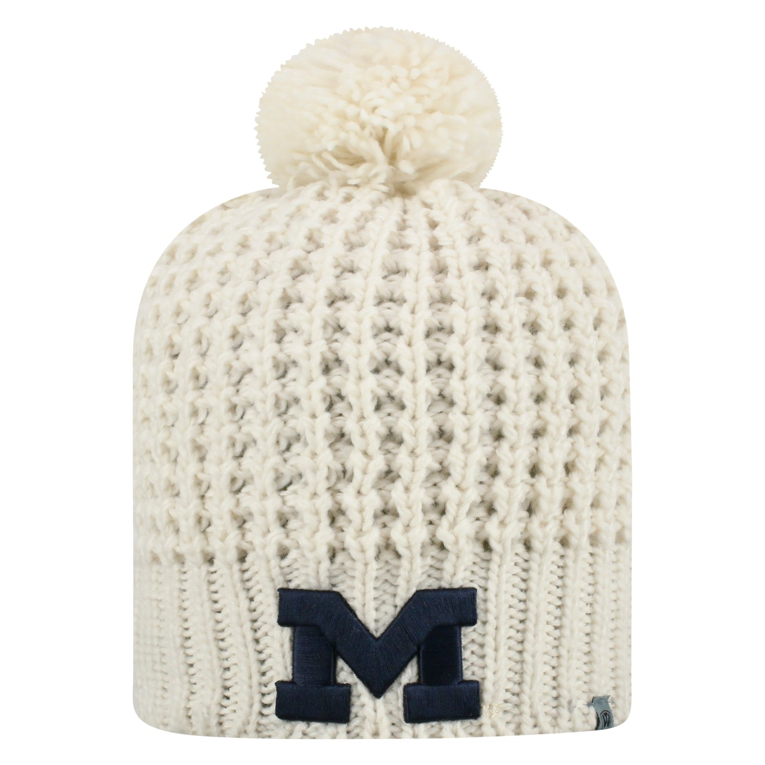 hot sale online 5a81b d35e6 Details about Michigan Wolverines TOW Women s Ivory