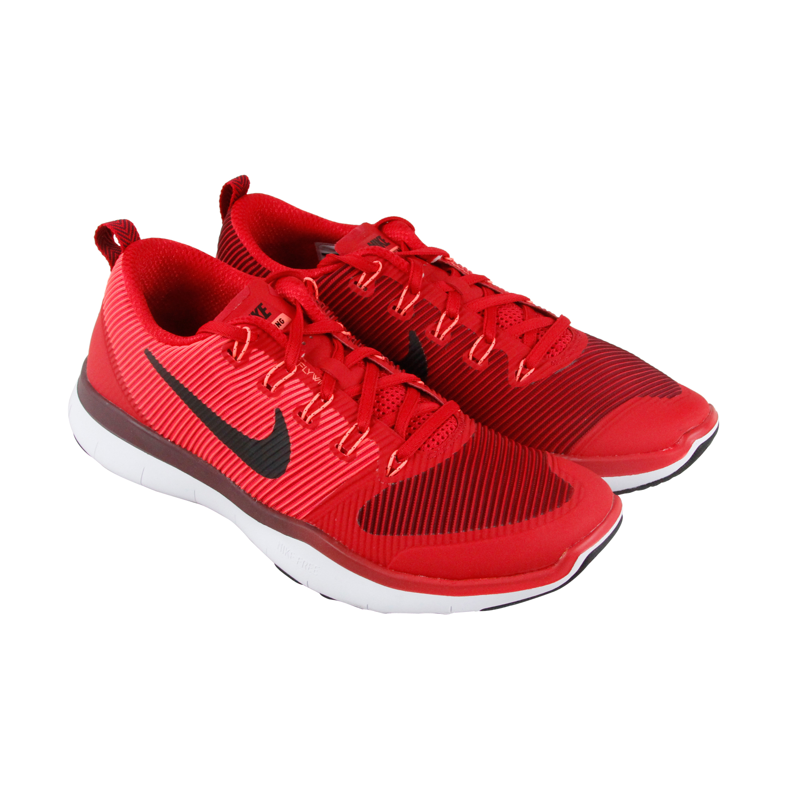 New Nike Mens Free Train Versatility Trainer Shoes 833258-606 sz 10.5 Univ. Red