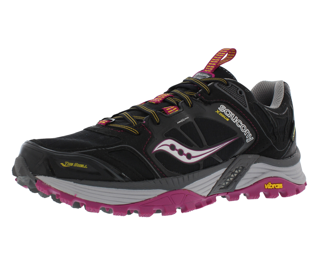 Saucony Xodus 4.0 Gtx Trail Running Women's Shoes