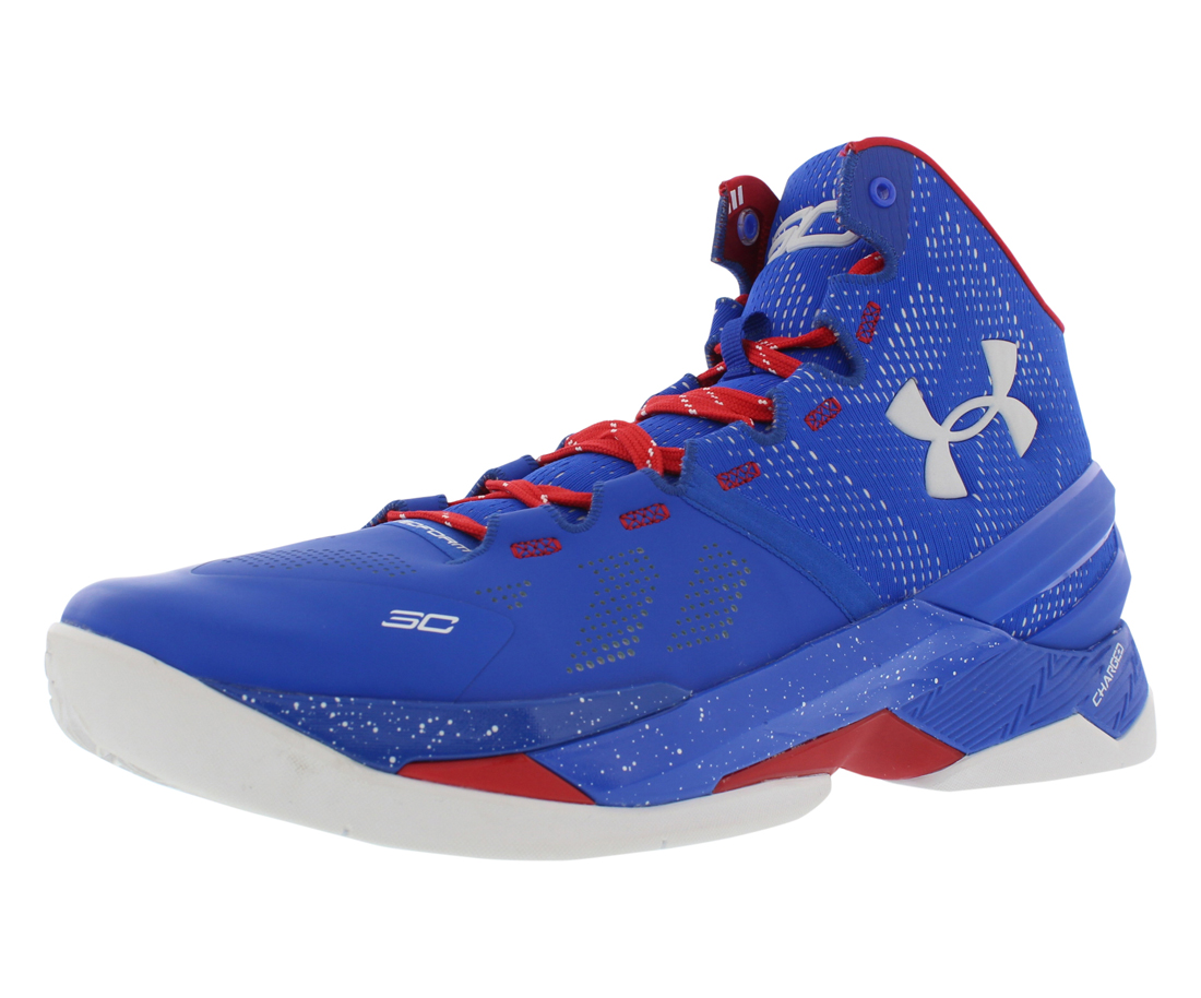 Under Armour Curry 2 Basketball Mens Shoe