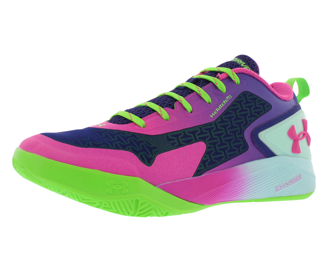 Under Clutchfit Drive 2 Lo Basketball Mens Shoe