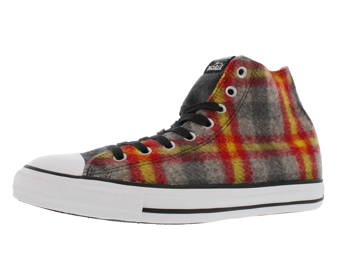 Converse All Star Hi Woolrich Casual Shoes