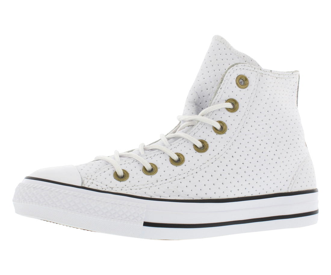 Converse Chuck Taylor Hi Craft Leather Shoes