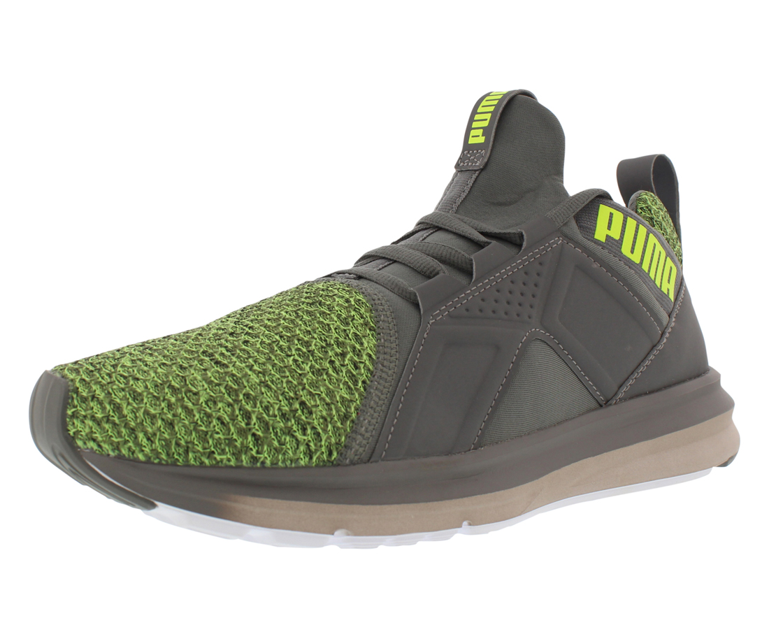 Puma Enzo Knit Casual Mens Shoe