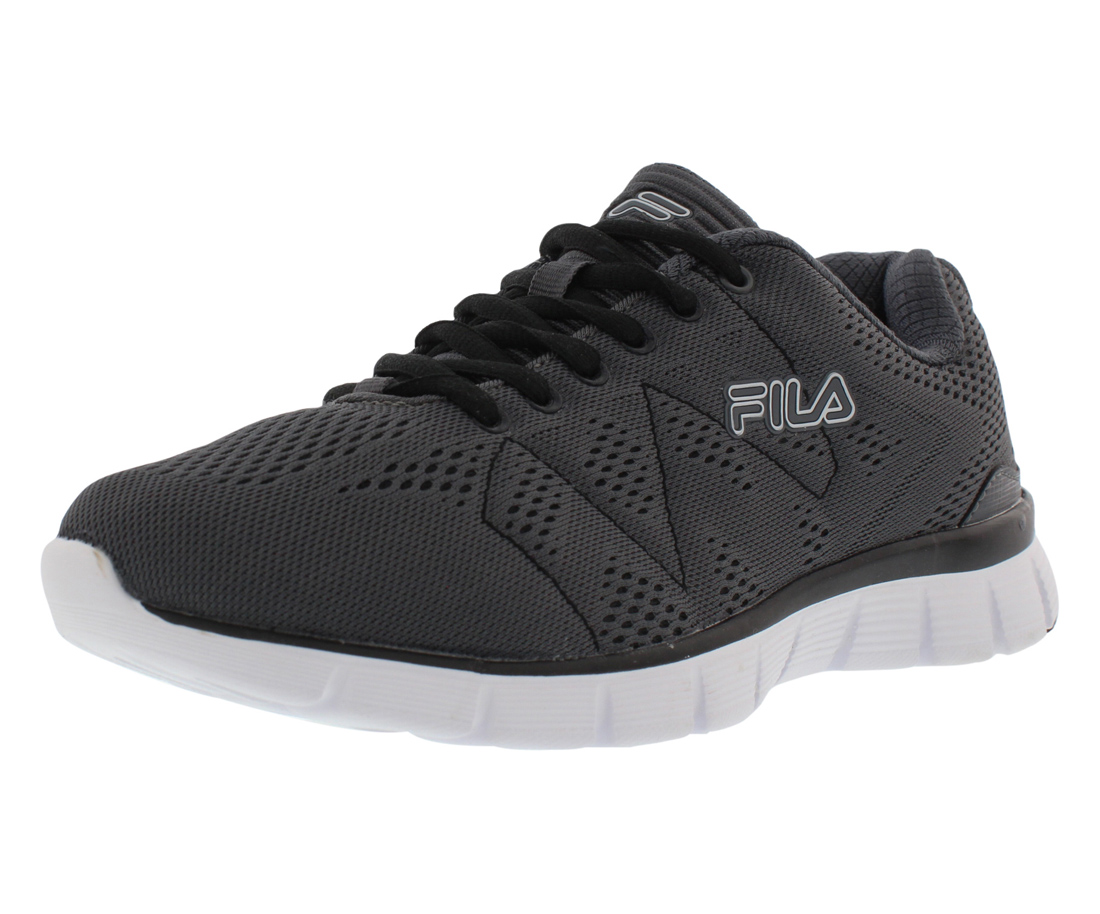 Fila Memory Foam Running Mens Shoe