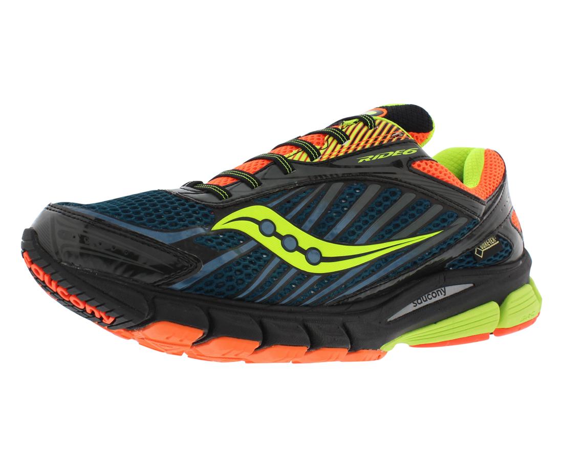 Saucony Ride 6 GTX Mens Shoes