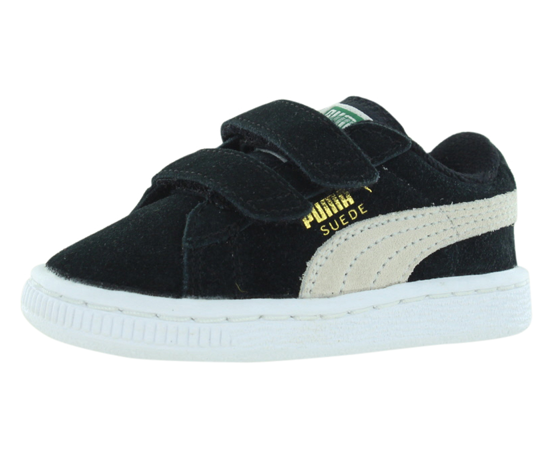 Puma Suede 2 Straps Baby Boys Shoes