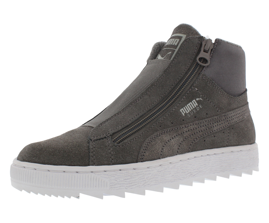Puma Suede Mid Winter Elemental Fashion Sneaker Women's Shoes