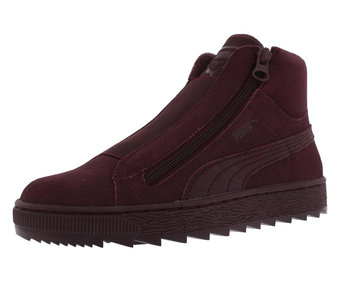 Puma Suede Mid Winter Elemental Fashion Sneaker Women's Shoes