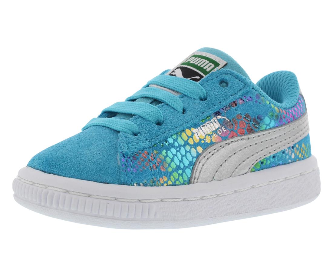 Puma Suede Sportlux Infants Shoe