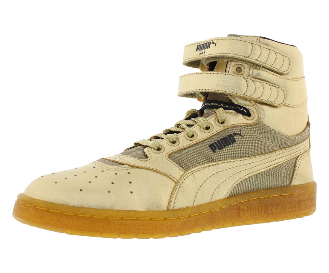 Puma Sky II Hi Metallic Casual Women's Shoes