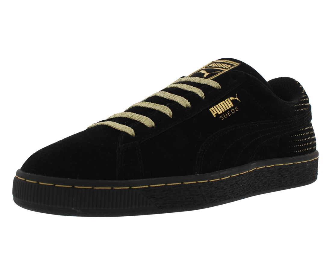 Puma Uede Metallic Fade Casual Mens Shoe