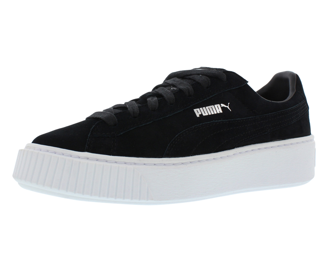 Puma Suede Platform Women's Shoes