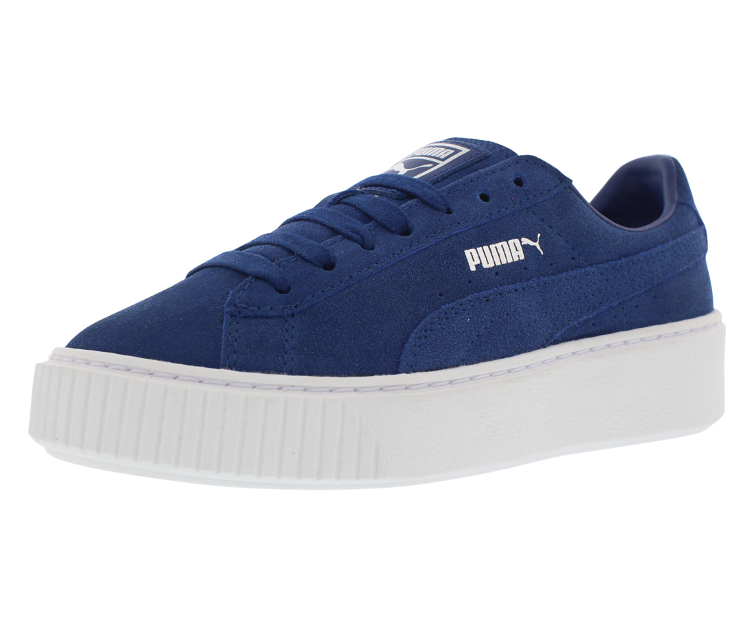 Puma Suede Platform Casual Women's Shoes